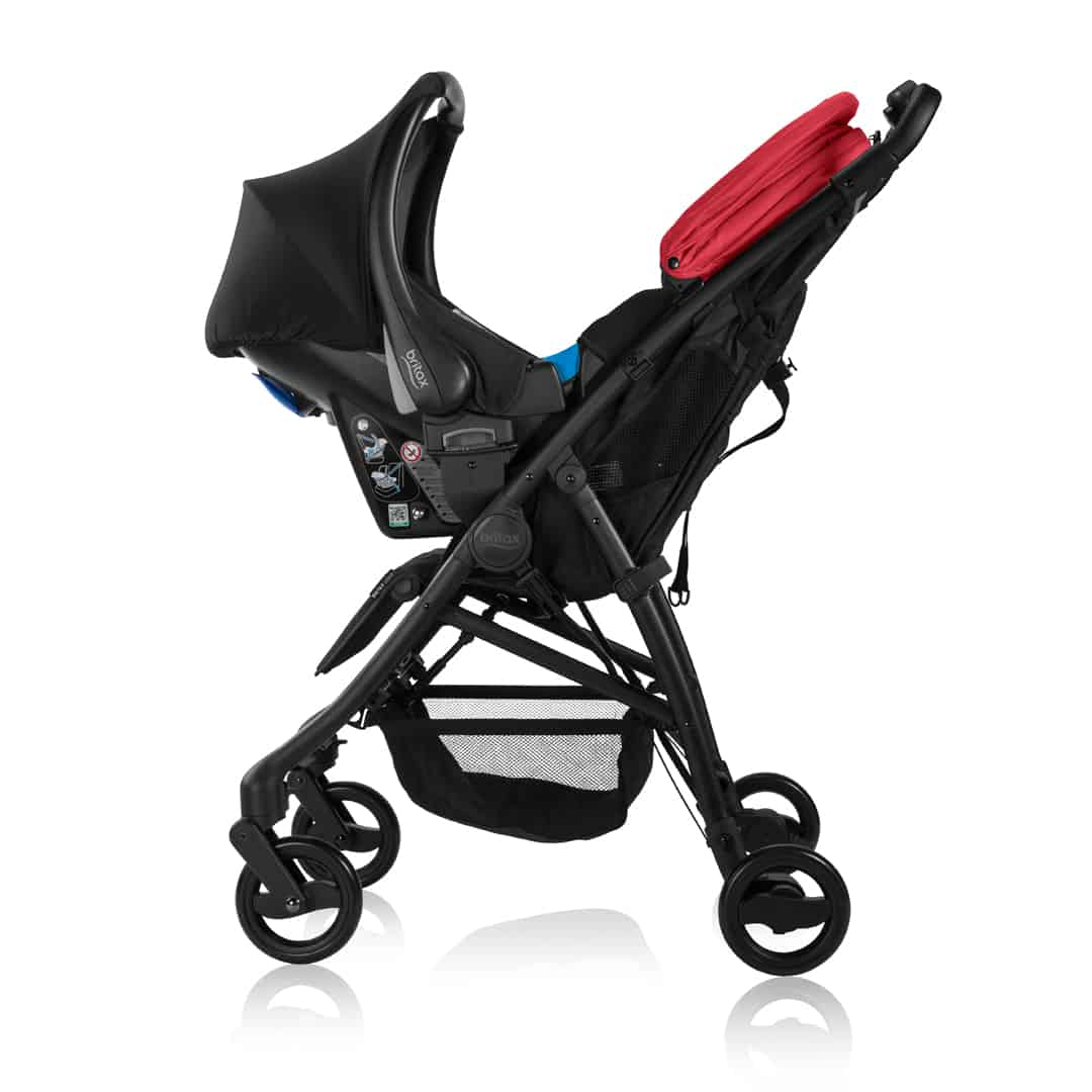 Britax Light Travel System_formula one