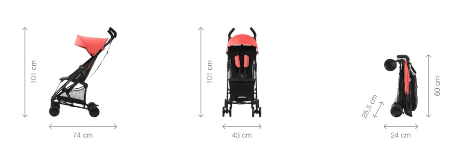 Britax Holiday Specifications2